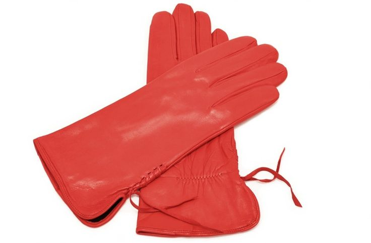 Women's gloves from alpagloves.com Code: 2-S30-2-3 RED