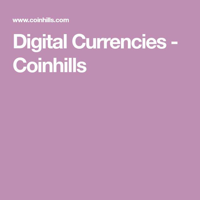 Digital Currencies - Coinhills