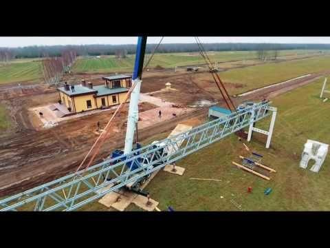 ЭкоТехноПарк  установка ферм