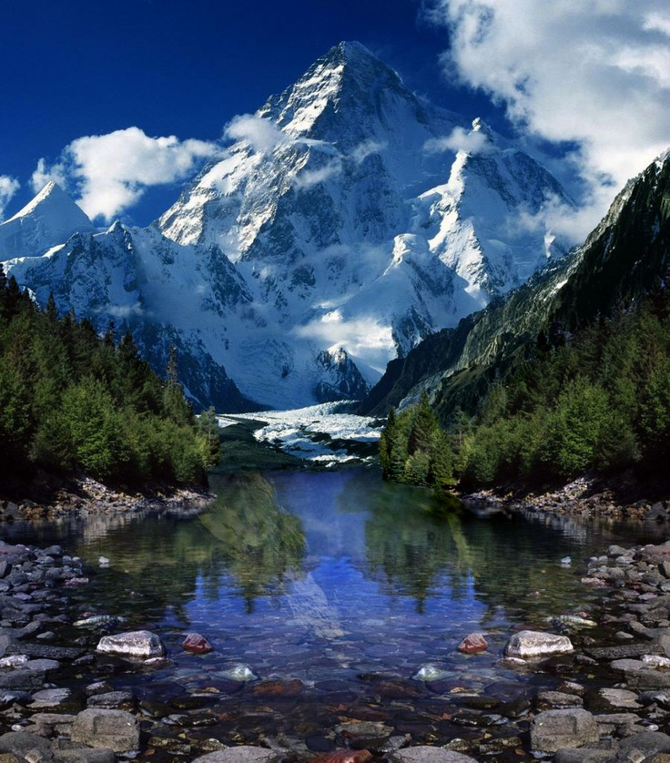 66 Best Images About Snowy Mountains On Pinterest