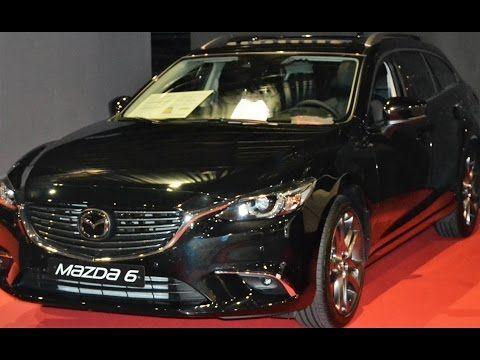 passion voiture hybride: Revuexpress Nouvelle MAZDA 6 wagon 2017 La beauté ...
