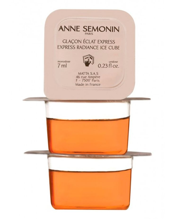 #SkinCare #CultBeauty Express Radiance Ice Cubes by Anne Semonin