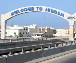 Welcome to Jeddah, Saudi Arabia