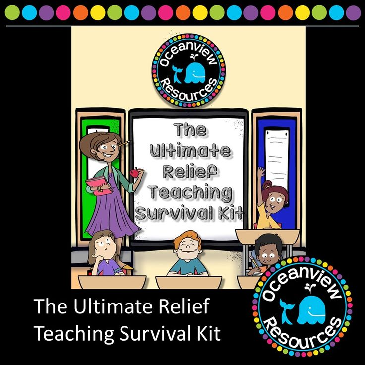 http://selz.co/VkfbmxS-Z   The Ultimate Relief Teaching Survival Kit is designed for any primary teacher, but essentially with Casual Relief  teachers in mind. The book includes teacher written activity sheets and Weblinks to support the teaching of all Key Learning Areas of the Syllabus and save you hours of frustrating searching for online resources. (scheduled via http://www.tailwindapp.com?utm_source=pinterest&utm_medium=twpin&utm_content=post102166151&utm_campaign=scheduler_attribution)