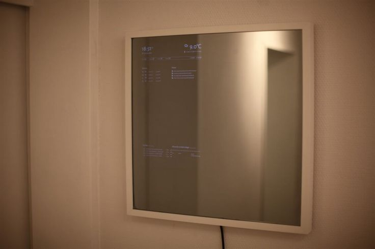Build intelligent mirror without programming knowledge yourself