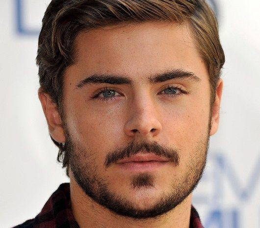 Zac Efron beard