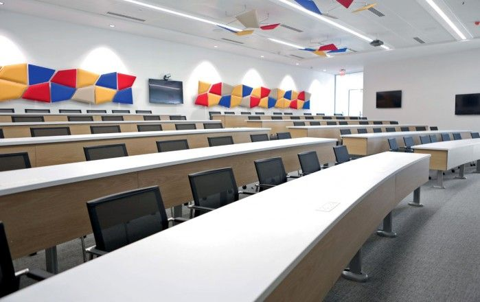 Martex Workstyle Projects: Babson College   Jeddah, KSA #office  #madeinitaly #design Part 77