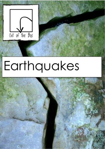 Earthquakes. Facts and Worksheet