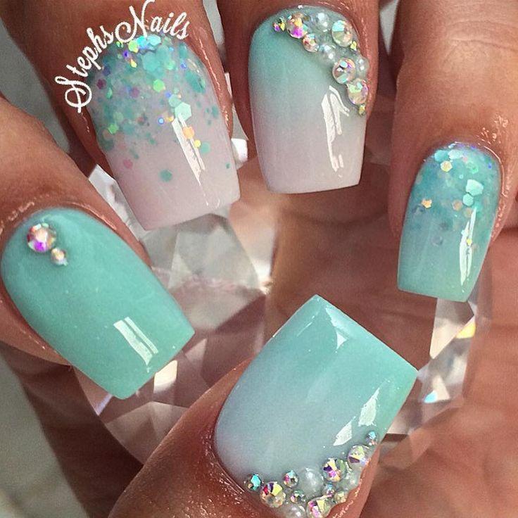 Glam and Glits Nail Design (@glamandglitsnails) • Instagram photos and videos Nail Design, Nail Art, Nail Salon, Irvine, Newport Beach