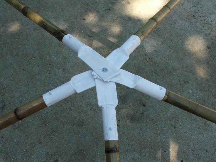 Oficina Bambu Brasileiro está construindo um domo geodésico de frequência 2V de 8m – Rede Social do Bambu