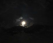 Night sky and moon photography gallery