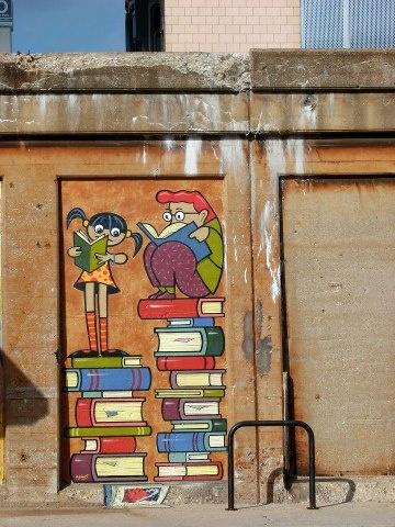 Improbables Librairies, Improbables Bibliothèques - Jean Marie Ernandès vu à Chicago, du côté de Oak Park..