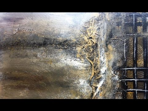 Once Upon a Time... - Einfach Malen - Abstrakt - Easy Painting - Abstract - YouTube