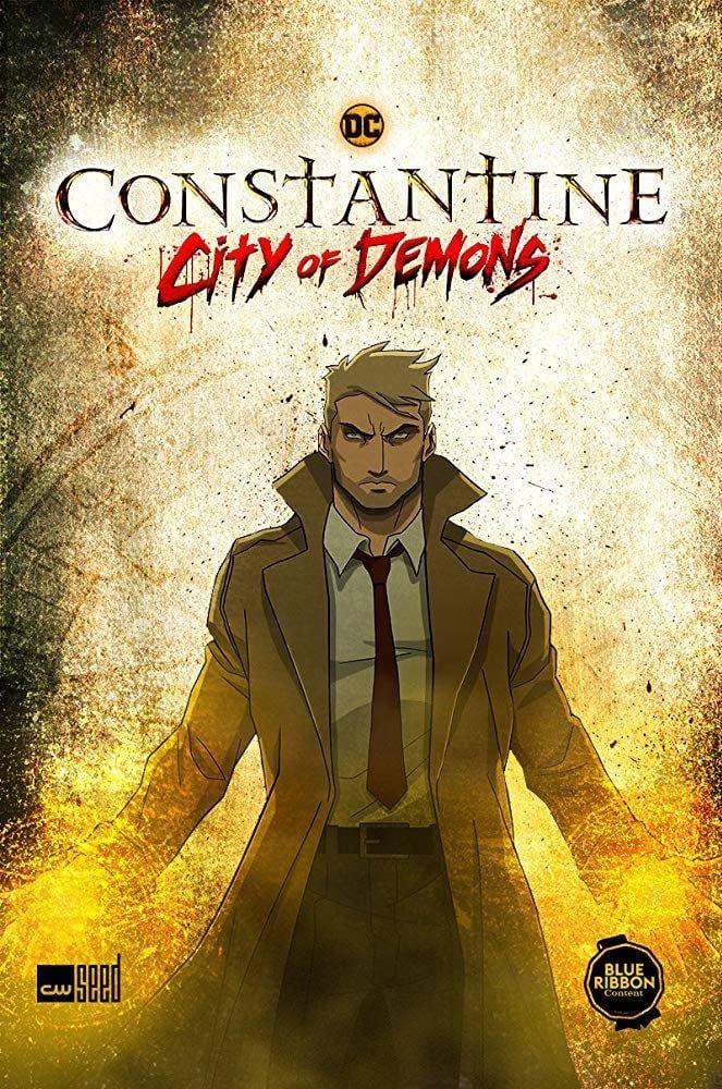 Assistir Constantine Cidade De Demonios O Filme Online Filmes