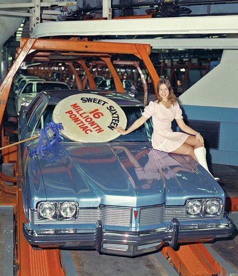 Vintage Pontiac Dealership: 285 Best Images About Vintage Pontiac On Pinterest