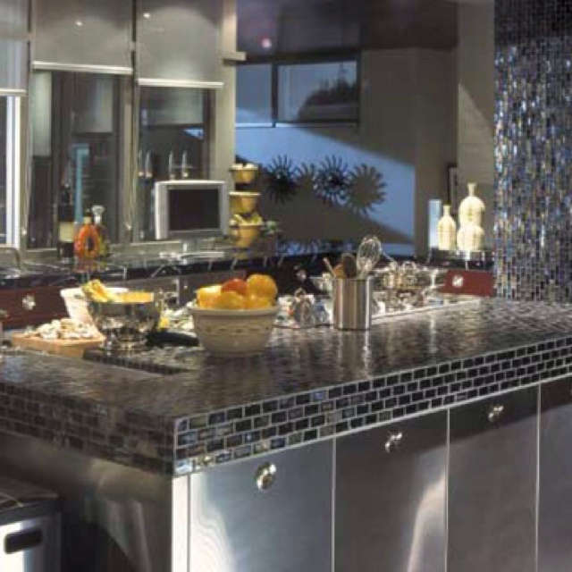 Mr. U0026 Mrs. Smithu0027s Kitchen | My Favorite Movie Homes | Pinterest | Kitchens,  House And Modern