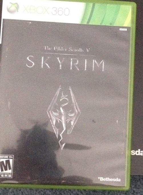 The Elder Scrolls V Skyrim Xbox 360 2013 Plus Guide | eBay