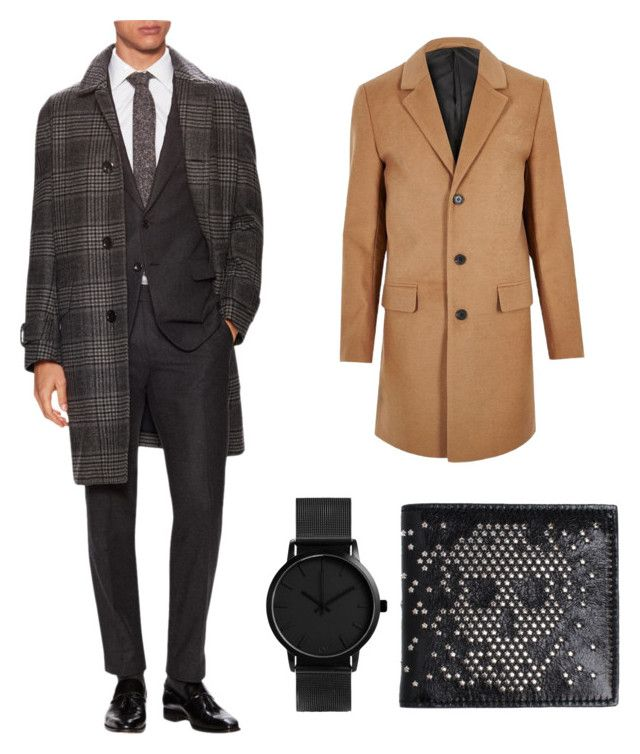 """""""дресс-код men,s"""" by christi81 on Polyvore featuring Tom Ford, River Island, Alexander McQueen, men's fashion and menswear"""