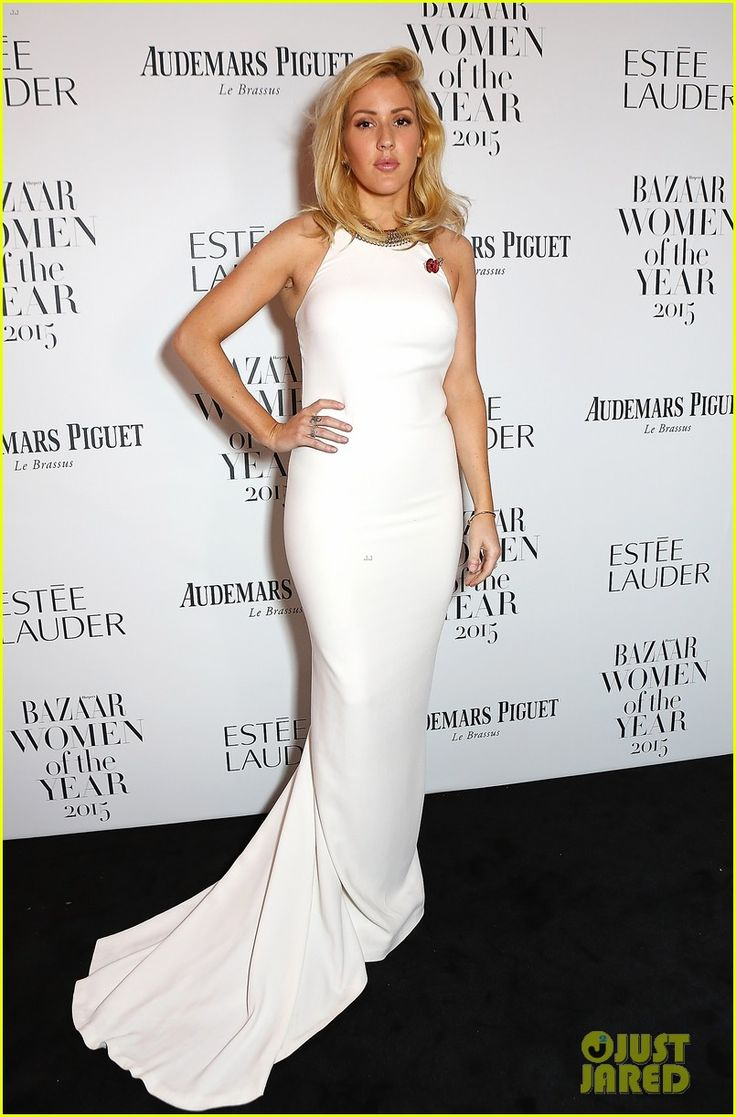 Ellie Goulding Glams Up After Announcing Tour Dates: Photo #888781. Ellie Goulding and Lily James both look so glamorous while making their entrances at the 2015 Harper's Bazaar Women of the Year Awards held at Claridges Hotel on…