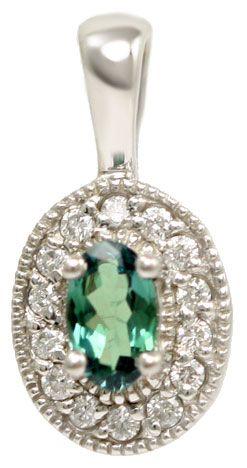 115 best pendants images on pinterest alexandrite diamond pendant 028 carat natural alexandrite pendant aloadofball Images
