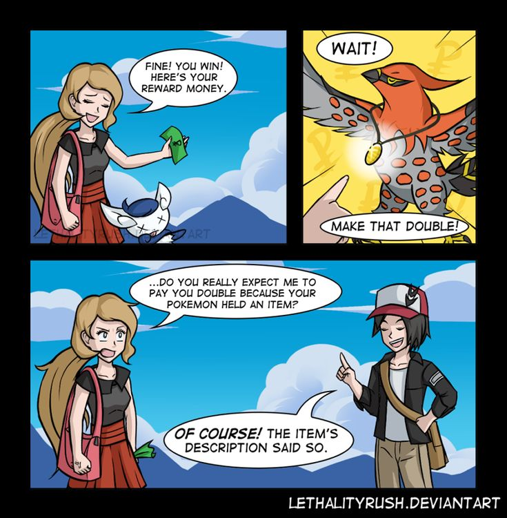 Pokemon - Amulet Coin logic by Lethalityrush on deviantART