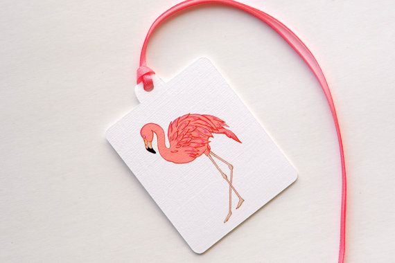 Hey, I found this really awesome Etsy listing at https://www.etsy.com/listing/212455630/pink-and-coral-flamingo-beach