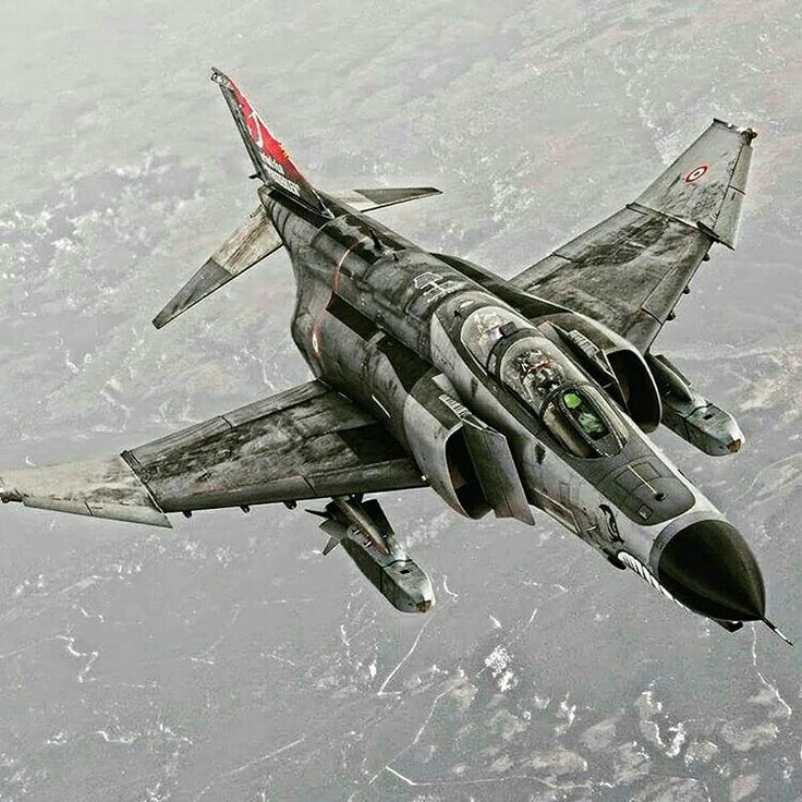 "Turkish Air Force McDonnell-Douglas F-4E Phantom II 2020 ""Terminator"""