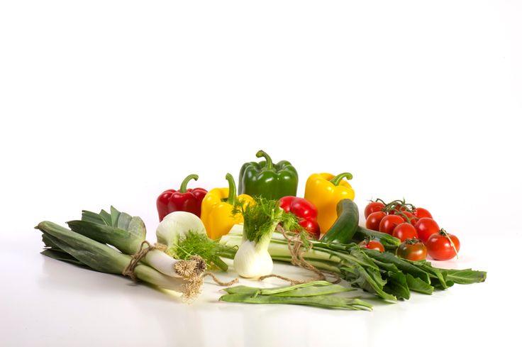 I colori della salute! The colors of health!
