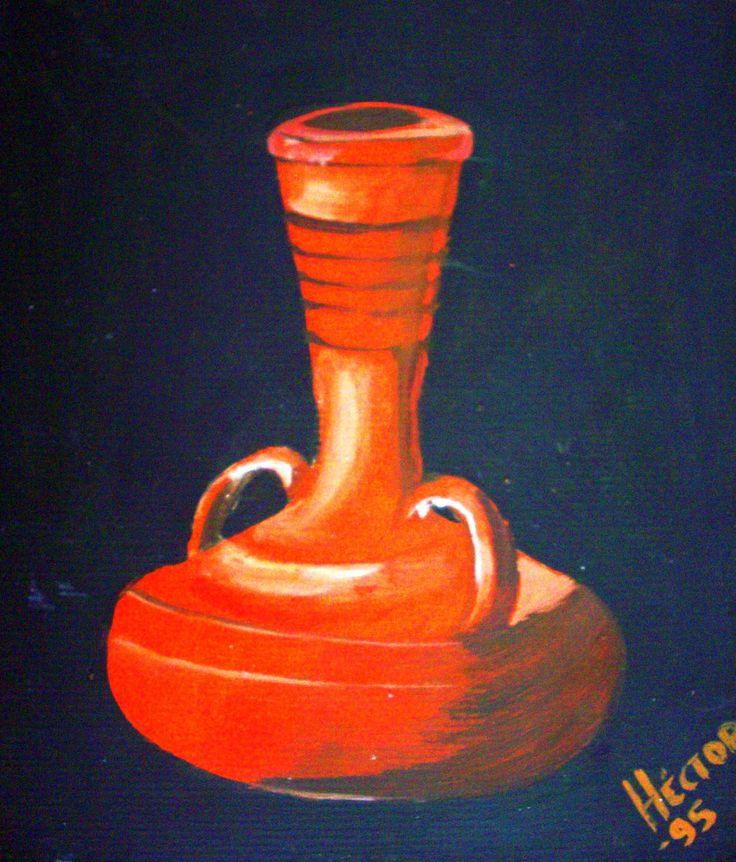 Oil on paper - Oleo sobre papel