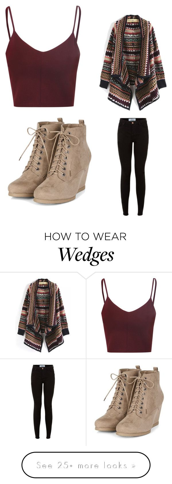"""Untitled #103"" by tristin-i on Polyvore featuring Glamorous"