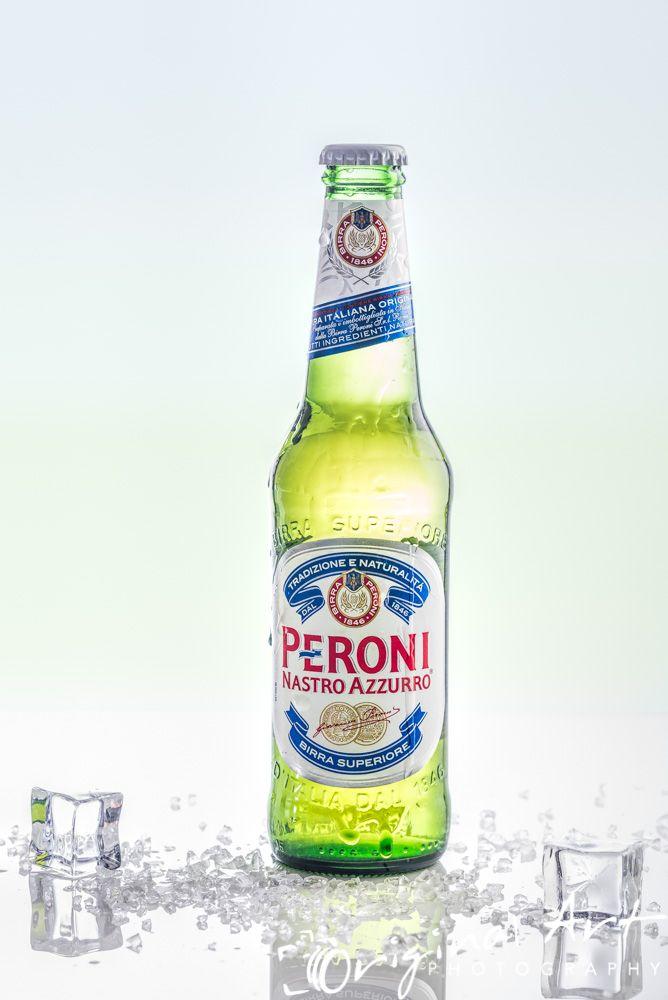 #Peroni #beer #ice #photography #lighting #productlighting