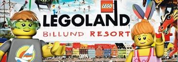 LEGOLAND Billund Resort, Denemarken  Echt een aanrader! (voor kinderen, maar ook voor volwassenen ;-)