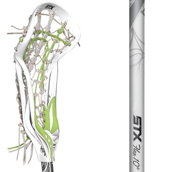 STX Crux 10 Complete 2012 lacrosse Womens Complete Sticks