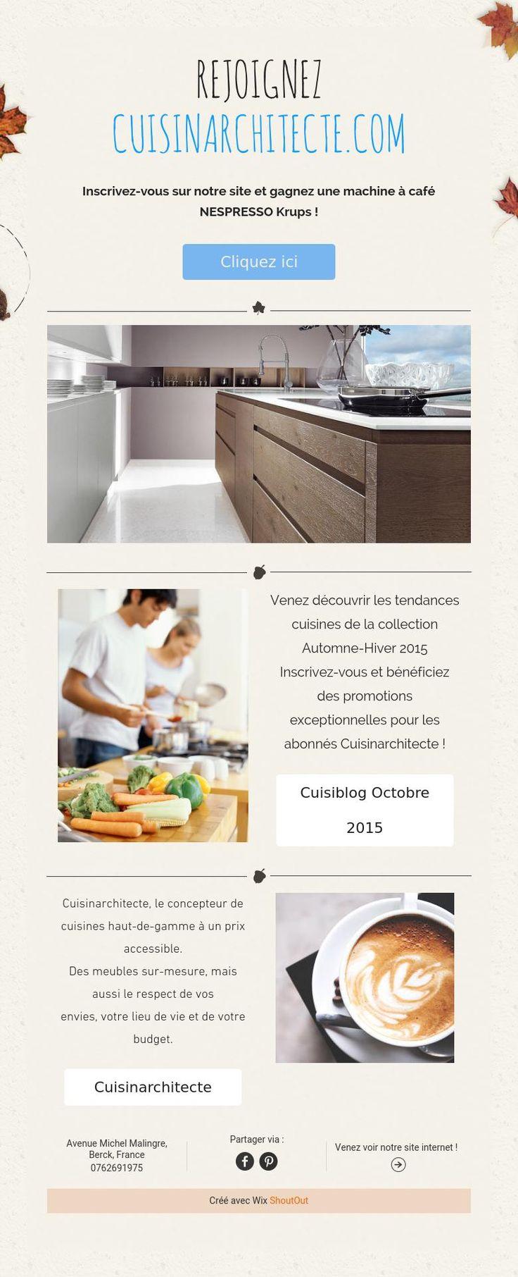Lovely Rejoignez cuisinarchitecte