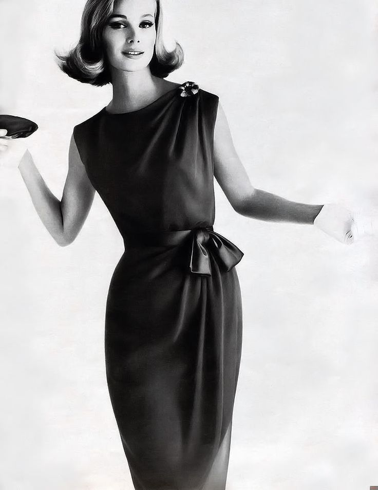 1961 #dress #retro #vintage #feminine #designer #classic #fashion #vintagedress #highendvintage