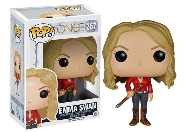 Pop! TV: Once Upon A Time - Emma Swan