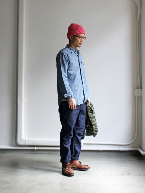 Shirt be making a guy look pear-shaped: A VONTADE FATIGUE TROUSERS -BACK SATIN- 商品詳細 Strato