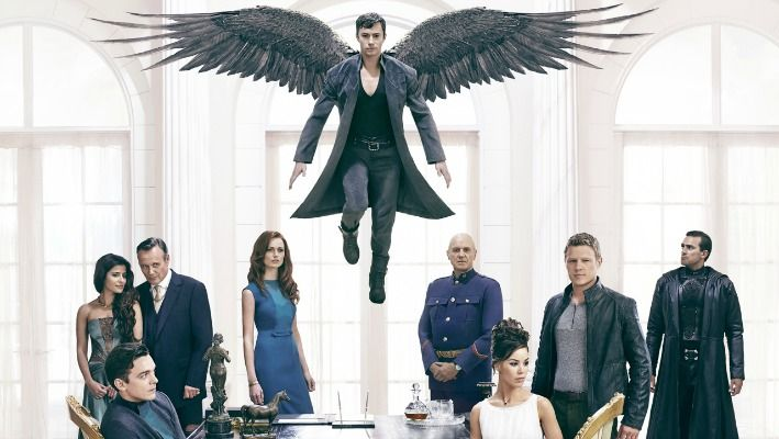 DOMINION, A SUPERNATURAL DRAMA