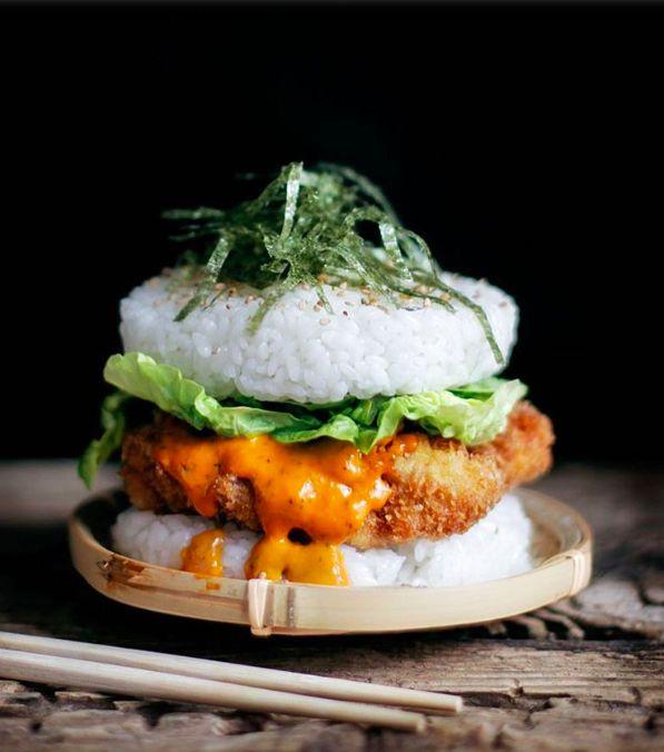 Le sushi burger, la nouveauté culinaire repérée sur Instagram