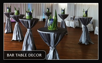 bar table decor – Loris Decoration