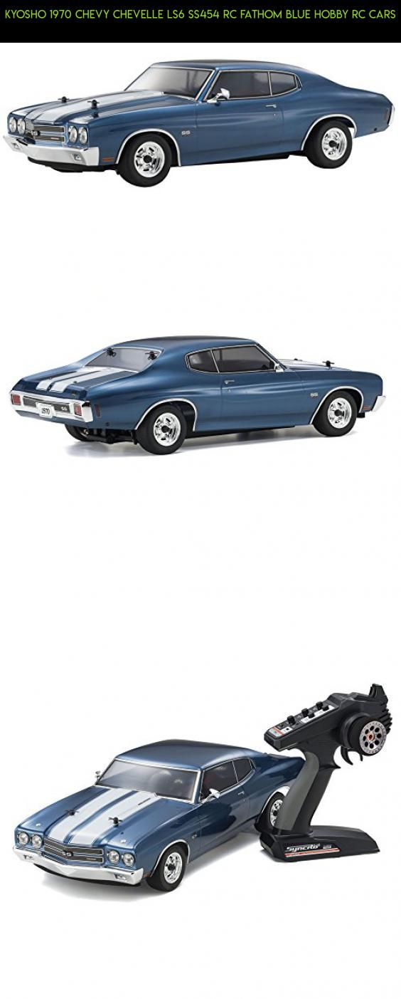Kyosho 1970 Chevy Chevelle LS6 SS454 RC Fathom Blue Hobby Rc Cars #gadgets #camera #racing #technology #plans #products #fpv #kit #shopping #parts #kyosho #tech #drone