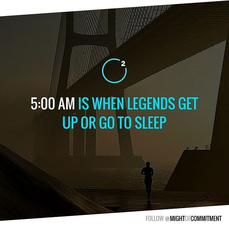 What time do you usually get up? #moc2 #motivation #inspiration