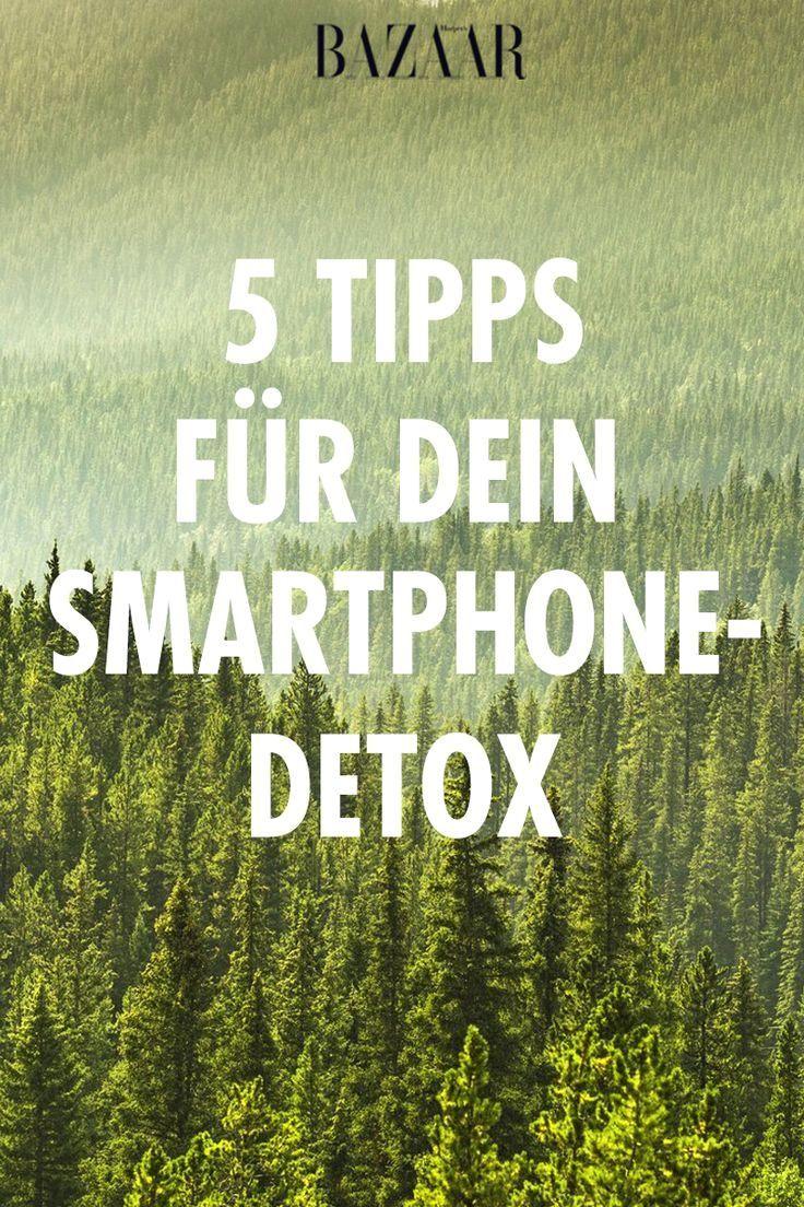 Das Ist Der Wichtigste Gesundheitstrend 2018 Smartphone Detox Damit Das Ohne Entzugserscheinungen Klappt Sind Das Fun Detox Image Categories Movie Posters