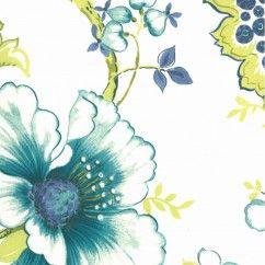 Monalisa 6 - bleu, vert