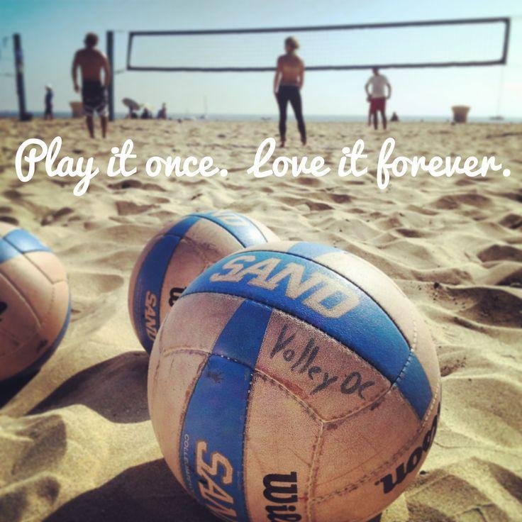 Beach Volleyball in Orange County California- Adult beach volleyball classes with VolleyOC