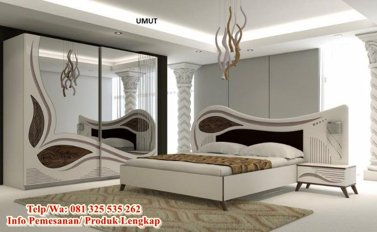 Modular Bedroom Set Incorporating A Bed Side Table Wardrobe With Loft The Presence Of T Bedroom Bed Design Bedroom Furniture Design Bedroom Cupboard Designs