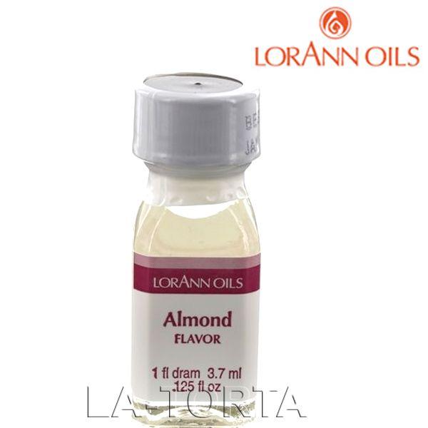 Ароматизатор Миндаль на маслянистой основе применяется  для тортов, карамели, глазури, конфет и др. Без сахара и глютена. Объем - 3,7мл  http://la-torta.ru/product/aromaticheskoe-maslo-mindal-3-7ml  #ароматизатор #ароматическоемасло #LorAnnOils #ароматическое_масло