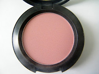 MAC Mocha blush-perfect suits with all kind of make up-have it & suggest it