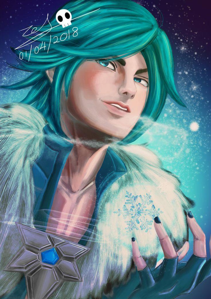 Freeze Jerk! by Zejnatsu (With images) Paladin, Art, Jerk