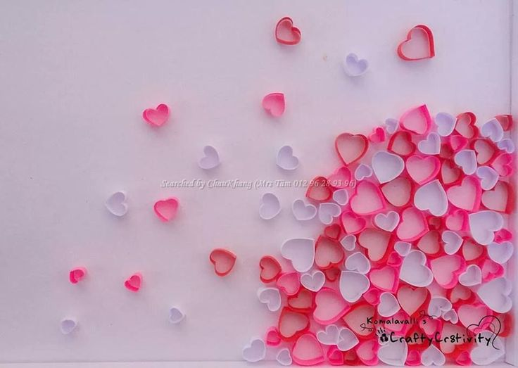 70 best Quilling hearts images on Pinterest | Quilling, Quilling ...